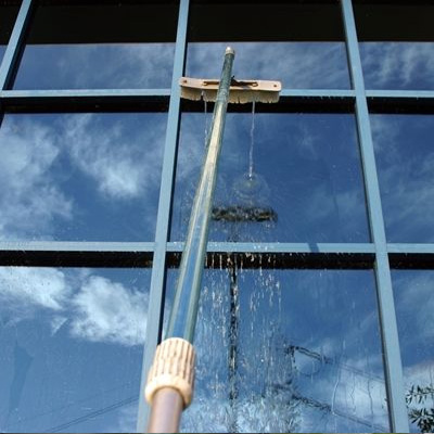 Window Cleaning - Commercial Businesses Only