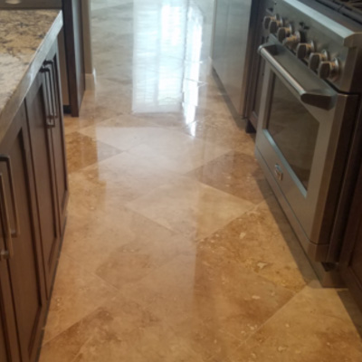 Travertine Cleaning Service