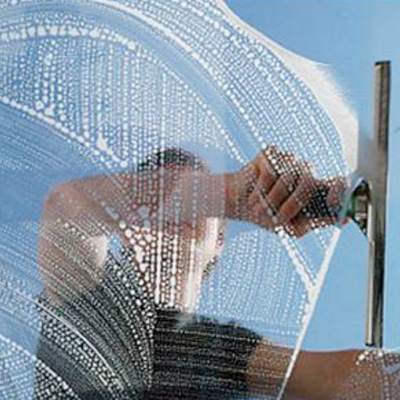 Commercial pressure washing and window cleaning.