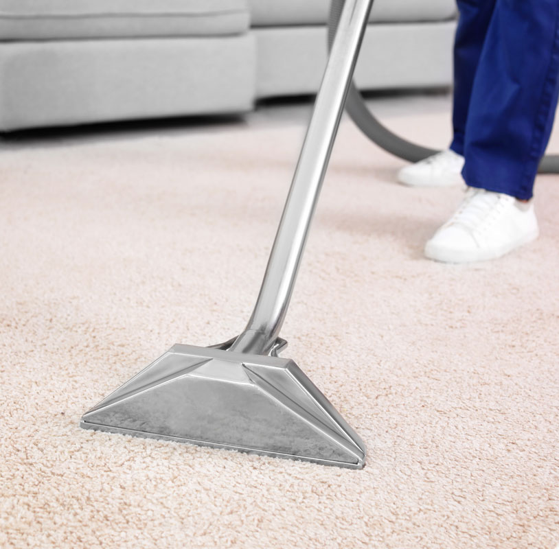 Residential Carpet Cleaning<